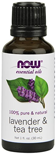 Lavender and Tea Tree Oil, 1 Fluid Ounce (Pack of 2)