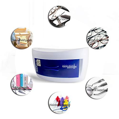 Waart desinfectiekast, ultraviolet, draagbaar, desinfectie met ozon, kleine huishoudsterilisatiemachine, voor schoonheidssalons