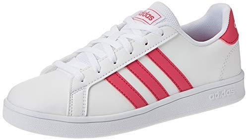 adidas Grand Court K EF0100 Bianco Scarpe Donna Sneakers Sportive