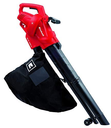 Einhell 3433300 - Aspirador-soplador eléctrico (GC-EL 2500 E), saco de 40l, regulador de velocidad, 7000 - 13500 rpm, 2500 W, 230 - 240 V (Reacondicionado)