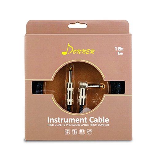 Donner(ドナー)『ギター/ベース用ケーブルSL型』