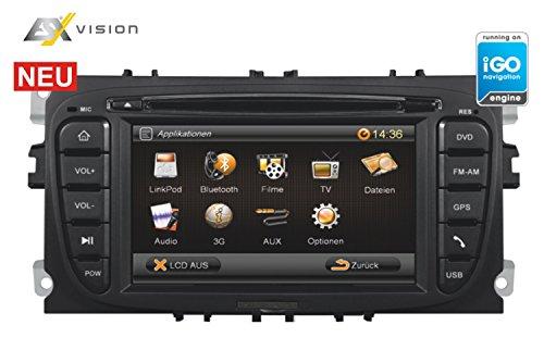 ESX VN609-FO-U1 Autoradio mit Navi für Ford Modelle