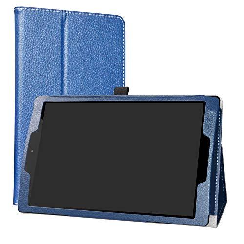 Labanema Odys ACE 10 und Maven G10 Hülle, Slim Fit Folio PU Leder dünne Kunstleder Schutzhülle Cover Schale Etui Tasche für Odys ACE 10 und Maven G10 10,1 Zoll Tablet - Blau