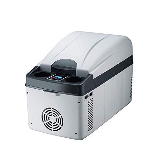 Car Refrigerator Mini Portable 20L Cooler Fridge Freezer Warmer TG Car Home Travel Camping Picnic 50 26.5 34.5Cm 1yess