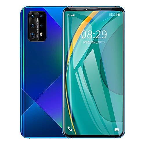 Mobile Phone Desbloquee el teléfono Inteligente de la Tarjeta Dual SIM del teléfono móvil Pantalla Grande de 6.3 Pulgadas exhaustivo Teléfono Android 2GB + 16GB Memoria Ampliable 5000mAh batería