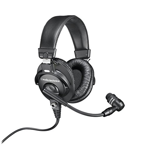 Audio-Technica BPHS1 Broadcast Stereo Headset with Mic