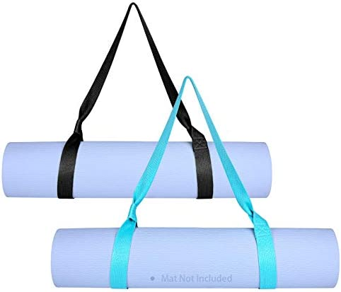 Awpeye Yoga Mat Strap Carrier 2Pack Adjustable Yoga Mat Sling for Carrying Yoga Mat Not Included product image