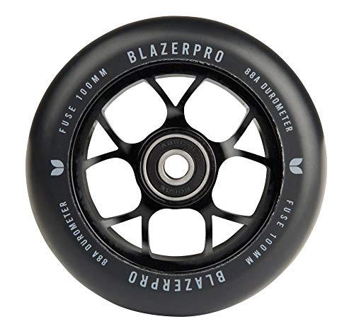 Blazer Pro Fuse Stunt-Scooter Rolle 100 mm schwarz/PU schwarz