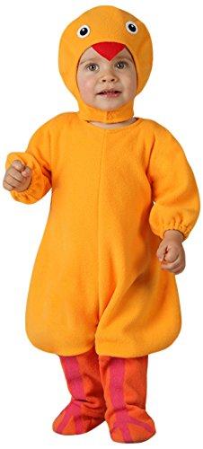 Atosa 23766 poussin costume taille 12–24 mois – Jaune
