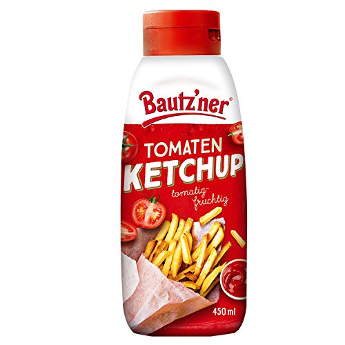 Bautzner Tomaten Ketchup Spenderflasche 450ml