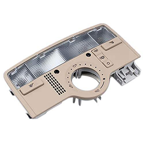 Kaxofang Luz de Lectura Interior Luz de Techo con Interruptor de Techo Corredizo para - B5 3BD 947105 A