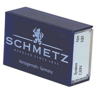 New SCHMETZ Topstitch (130 N) Sewing Machine Needles - Bulk - Size 100/16