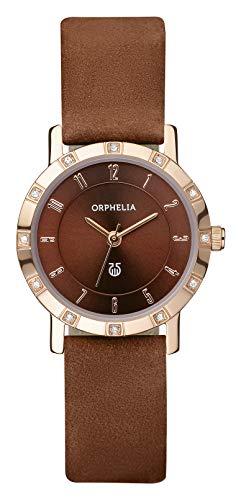 Orphelia Reloj analógico para Mujer de...