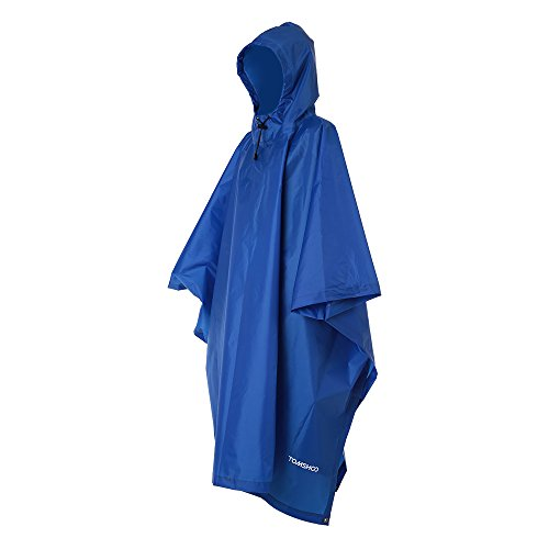TOMSHOO Poncho de Lluvia Impermeable y...