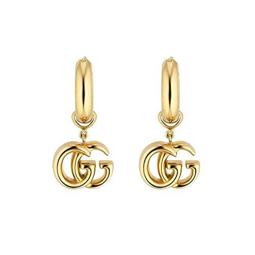 Gucci Ohrringe Running G Gelbgold 18 Karat YBD58201700100U