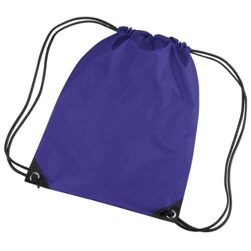 Bagbase Premium Turn Sack Wasser abweisend (11 Liter) One Size,Violett