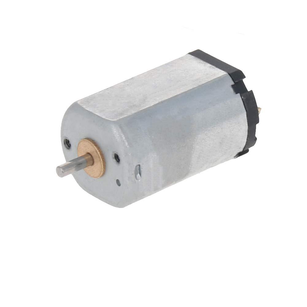 Fielect DC Motor 1.5V-4.5V 9000-13000RPM 0.04A Micro Motor E