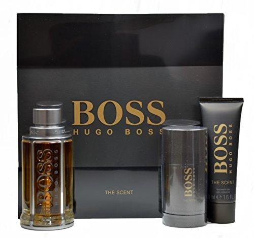 Hugo Boss The Scent Set - Eau de Toilette 100ml + Shower Gel 50ml + Deo Stick 75ml