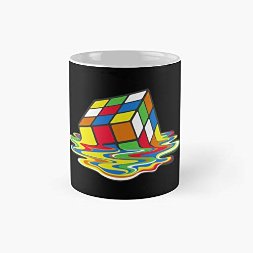 Sheldon Rubik Classic Mug Best Gift Funny Coffee Mugs 11 Oz