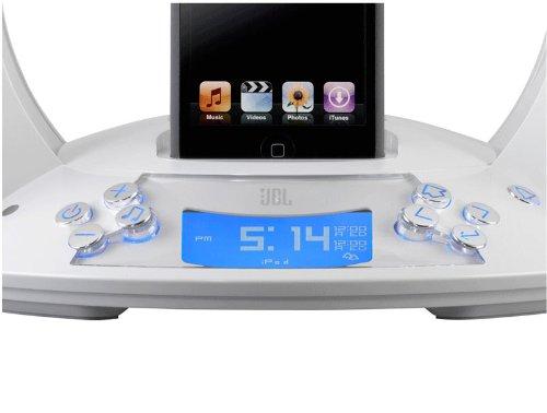 JBL On Time Radio Radiowecker und Dockingstation für Apple