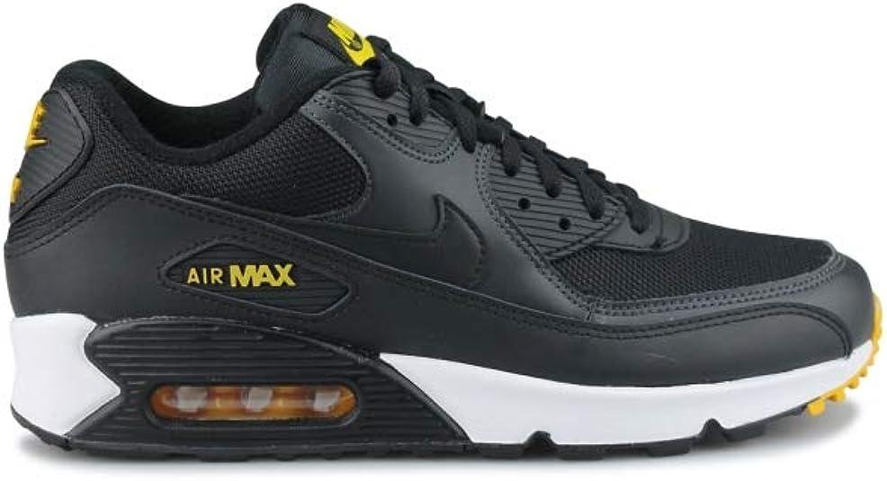 Nike Mens Air Max 90 Essential Running Shoe (8.5)