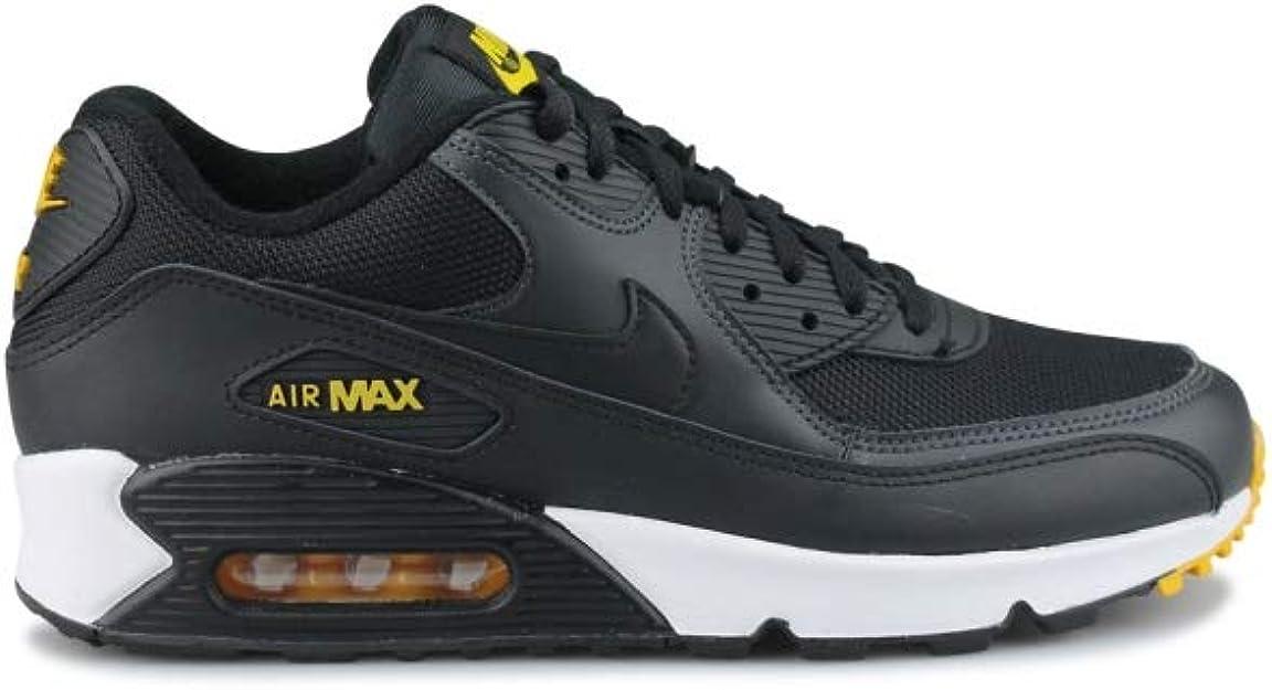 Nike Air Max 90 Essential Noir Aj1285-022 : Amazon.fr: Chaussures ...