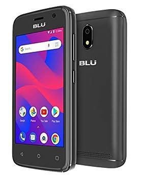 BLU C4 C050U 3G Unlocked GSM Dual-SIM w/ 5MP Front and Rear Camera s - Black