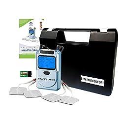 TENS device STIM-PRO Comfort - User-friendly stimulation device - axion