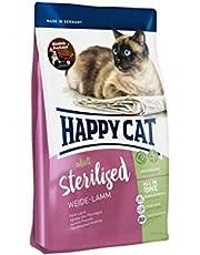 Happy Cat Supreme Sterilised Weide-Lamm 1,4kg