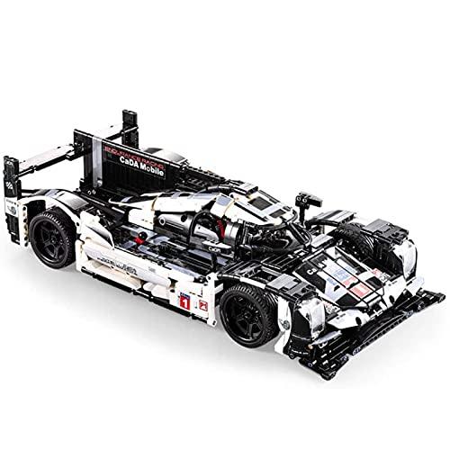 Mr.LQ Technology Racing Car 1586PCS Ensamblaje De Bloques De Construcción Juego De Juguetes De Carreras Tecnología Racing Car, Racing Car, Artículo Exclusivo De Coleccionista