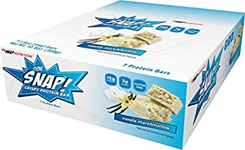 ooh snap protein bar