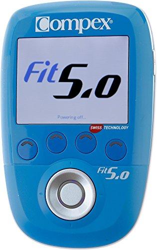Compex Muskelstimulator blau Einheitsgröße