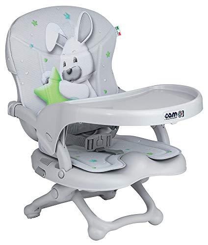 Cam il Mondo del Bambino - Rialzo da sedia Smarty Pop col.242