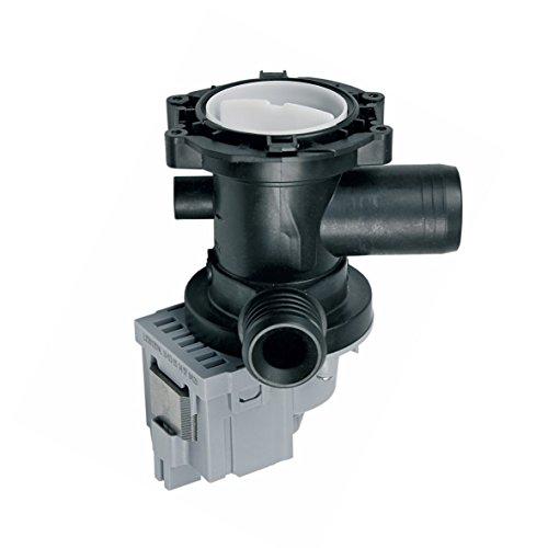 Indesit C00309709 ORIGINAL Ablaufpumpe Magnetpumpe Magnettechnikpumpe Laugenpumpe Entleerungspumpe Wasserpumpe Schmutzwasserpumpe Pumpe 25W Askoll Waschmaschine auch Hotpoint Ariston Scholtes