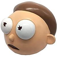 N\A Profesor Rick et Morty - Máscara para disfraz de Halloween