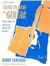 Enjoy Playing the Guitar Book 1 (Tutors for Guitar) (Bk. 1)