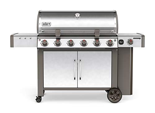 Weber Genesis® II LX S-640 GBS® stainless steel