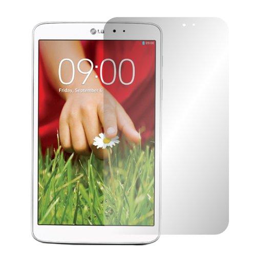 Slabo 2 x Bildschirmschutzfolie LG G Pad 8.3 Bildschirmschutz Schutzfolie Folie Crystal Clear unsichtbar Made IN Germany