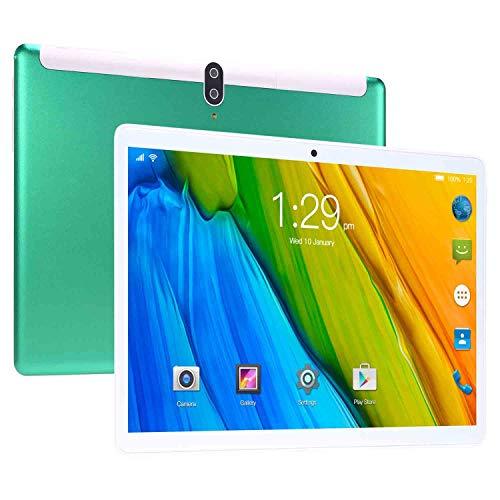 Tablet S20 de 10 Pulgadas, procesador de Cuatro núcleos, 8 GB de RAM + 128 GB de ROM con Doble SIM   8800mAh   WiFi   Bluetooth   GPS   Cámara de 8 + 13 MP, Llamada telefónica 3G y Tableta WiFi