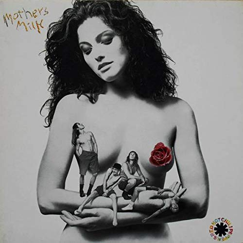 Red Hot Chili Peppers - Mother's Milk - EMI USA - 064 7 92152 1, EMI USA - 7 92152 1