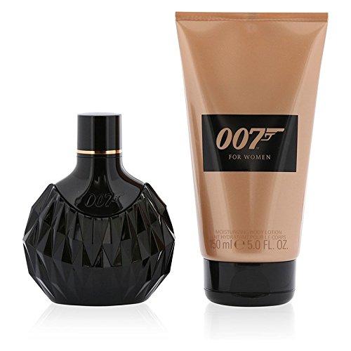 James Bond 007 for Woman Geschekset: 50ml EdP + 150ml Bodylotion
