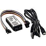 AZDelivery Logic Analyzer Analizador Logico 8 canales, 24MHz con cable USB, compatible con Arduino con E-Book incluido!