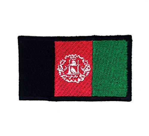 Afghanistan nationale land vlag ijzer naaien op geborduurde patch