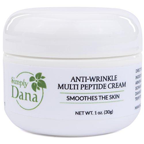 Simply Dana Anti-Wrinkle Multi Peptide Cream...