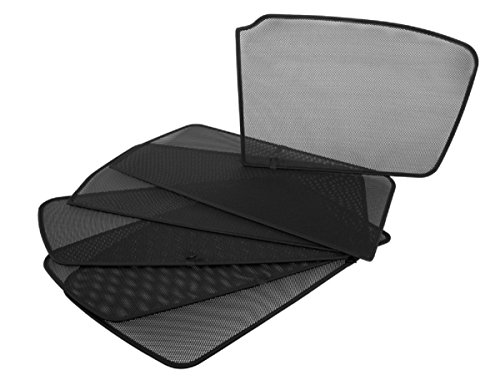 Fahrzeugspezifische Sonnenschutz Blenden Komplett-Set AZ17002926