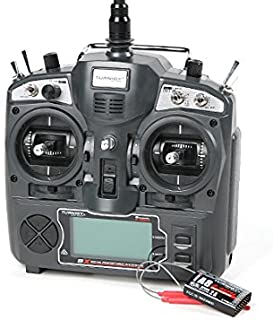 Turnigy 9X 9Ch Transmitter w/ Module & iA8 Receiver (Mode 2) (AFHDS 2A System)