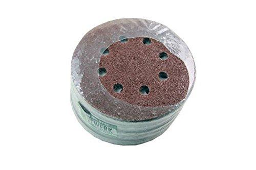 Lot de 50 disques de pon/çage /à sec et humide pour disques abrasifs Festool Rotex en c/éramique Grain 40 90 mm