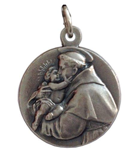 Igj Medalla de San Antonio de Padua - Las medallas de Los Patronos