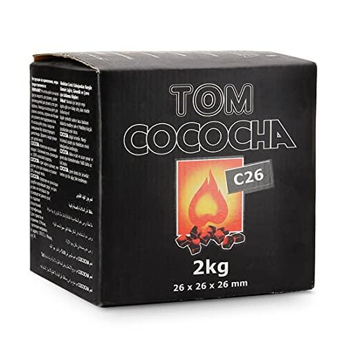 Charbon à chicha Tom Cococha C26 (2 kg)