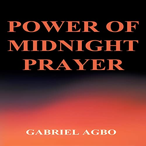 Couverture de Power of Midnight Prayer